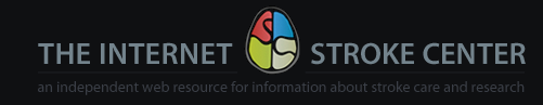 The Internet Stroke Center. An independent web resource for information about stroke care and research.