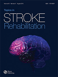 Home-based telesurveillance and rehabilitation after stroke: a real-life study