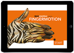 Finger-Motion-Laden