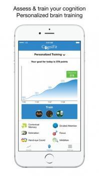 [CogniFit app]