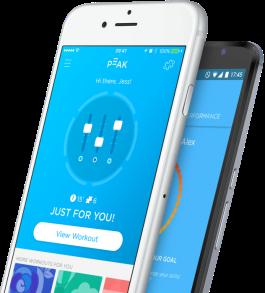 [Peak app]
