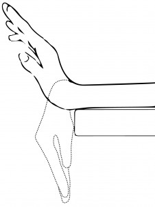 hand therapy exercises after stroke wrist flexion extension